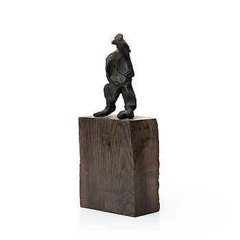 164. Claes Hake, Stående figur.