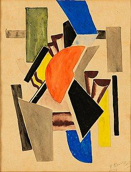 123. Franciska Clausen, Untitled.