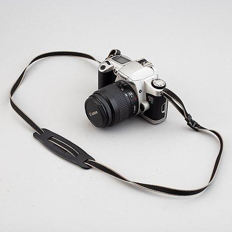Canon eos 500n.