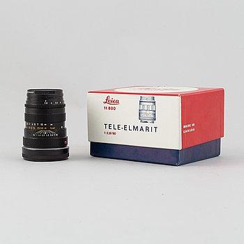 Leitz Canada, Tele-Elmarit 1:2,8/90mm, no 2657760, 1973.