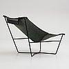 A 'semana chair no. 501' chair by david weeks, habitat.