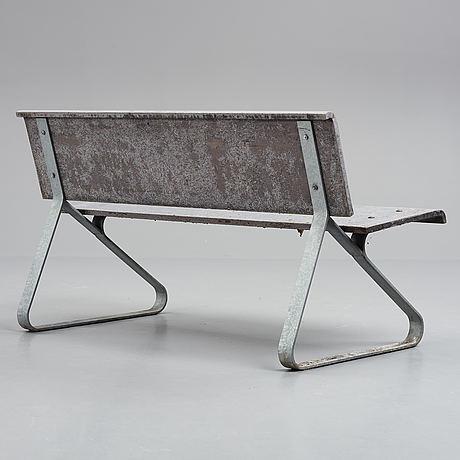 Stina lindholm, a contemporary bench 'juno', skulpturfabriken.