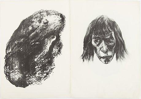 """""""dödens nyheter"""", nr 1, 1979."""
