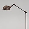 An industrial floor light, first half of the 20th century.