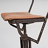 Chair, industrial model, first half of the 20th century.