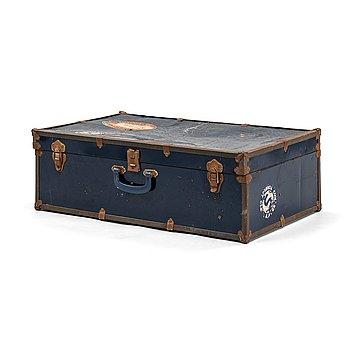 Suitcase, mid-20th century.
