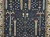 A carpet, oriental, ca 303 x 235 cm.