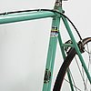 A bianchi road racer bicyle, italy 1973-74.