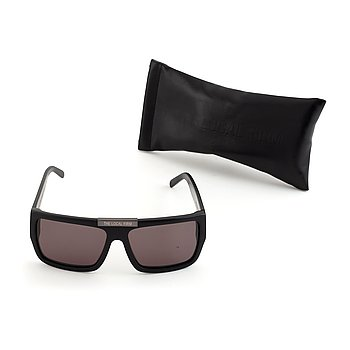 A pair of The Local Firm sunglasses.