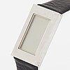 Ventura, design by flemming bo hansen, armbandsur, 21 mm, and photographs of lars norén and p.o. enquist.