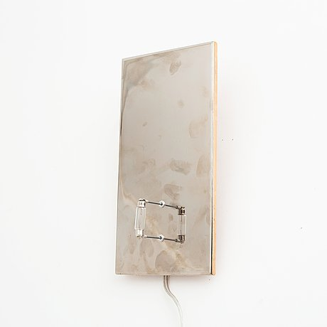 Anders jansson, a 20th century wall light, design anders janson, sweden.