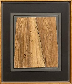 Victor Vasarely, färglitografi, signerad och numrerad 109/250.
