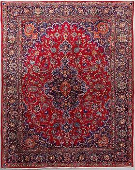 A carpet, persian, ca 326 x 259 cm.