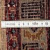 Matta, täbris, ca 370 x 310 cm.