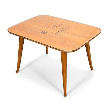 Carl-Johan Boman, a 1940s table, manufactured by ab Boman Oy, Turku Finland.