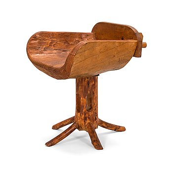 Matti Martikka,  a chair, latter half of 2 th century.