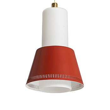 Paavo Tynell, a of mid-20th century 'K2 -15' pendant light for Idman.