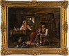 William henry midwood, oil on canvas, signed.