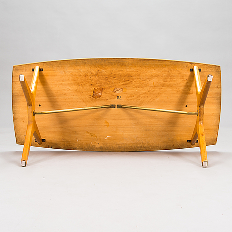 Karl erik ekselius, after, a 'kontiki 3408' coffee table manufactured by asko in 1950's.