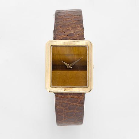 Piaget, wristwatch, 25 x 27,5 mm.