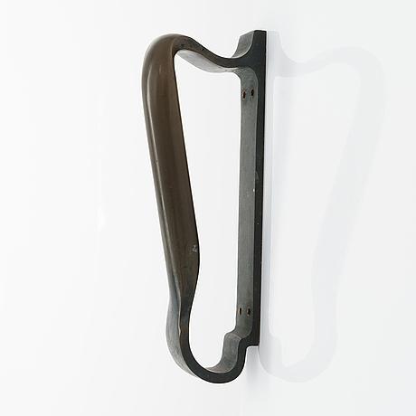Alvar aalto, , a door handle for valaistustyö.