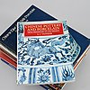 A group of 15 books, about chinese ceramics and works of arts.