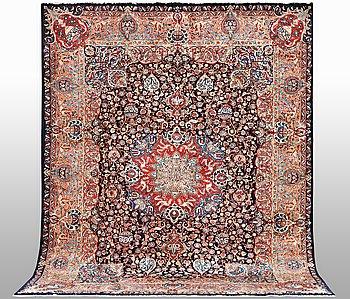 Matta, Kashmar, ca 389 x 294 cm.