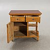 Table and chair bodafors early 1900s.