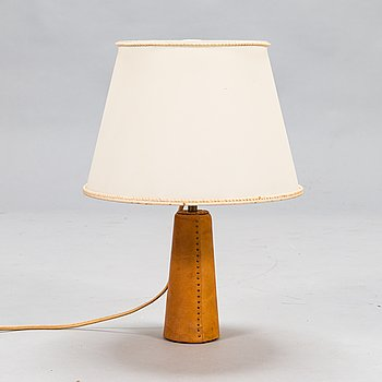 Lisa Johansson-Pape, a mid-20th century table lamp for Orno Stockmann.