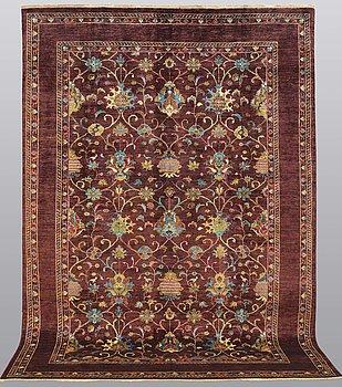 A carpet, Ziegler Design, ca 302 x 212 cm.