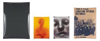 Exhibition posters, 4 pcs.