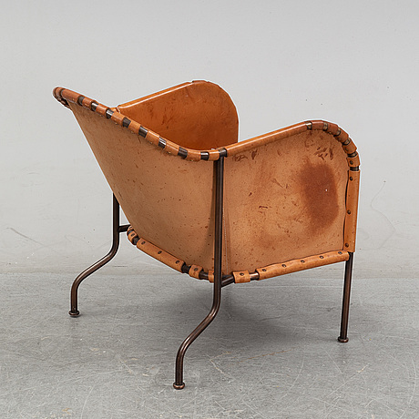 Mats theselius, a 'bruno' lounge chair, källemo ab.