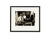 Tom benson, photograph, 4 pcs, with copyright stamp on verso.