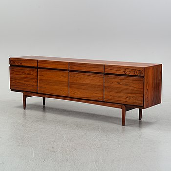 A rosewood sideboard by Ib Kofod Larsen for Faarup, 1960's/1970's.