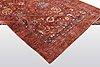 A carpet, ziegler design, ca 344 x 247 cm.