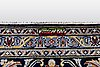 A carpet, kashan, ca 357 x 253 cm.