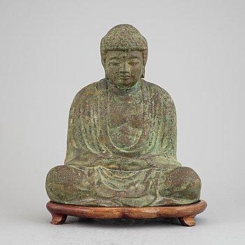 Skulptur, brons, Kina, modern tillverkning.
