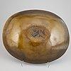 Kenneth clark, skål, kenneth clark pottery, england.