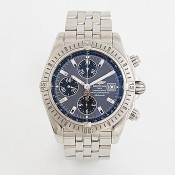 Breitling, Chronomat Evolution, Chronometre, chronograph, wristwatch, 43,7 mm.