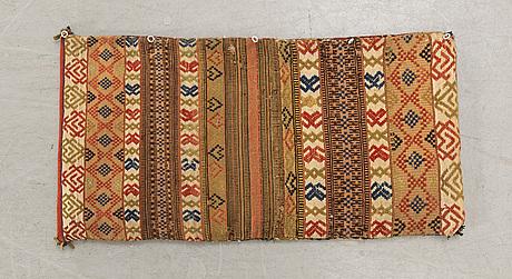 A swedish folklore cushion early 1900s.