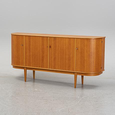A teak sideboard, 1950's.