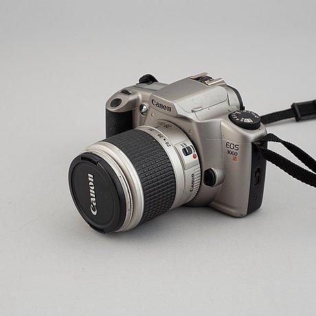 Canon eos 3000n.