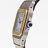 Cartier, santos, wristwatch, 29 mm.