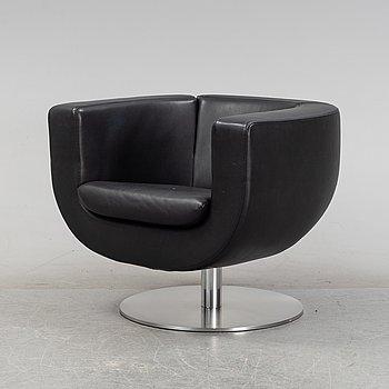 A 'Tulip' easy chair by Jeffrey Bernett, B&B Italia, Italy, contemporary.