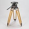 Tripod, for film camera, max killi, germany, second half of the 20th century.