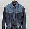 A frida giannini/gucci jeans dress size 42.