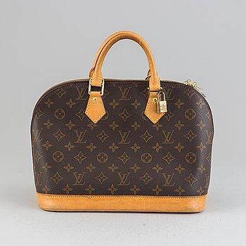 Louis Vuitton, a monogram canvas 'Alma' handbag, 2000.