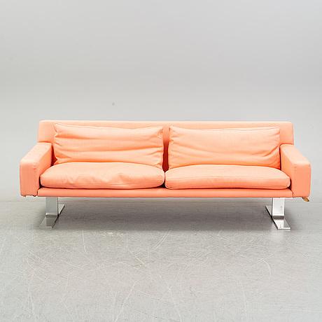 Erik ole jörgensen, a sofa, dux, ljungs industrier, 1960's.