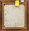 Okänd konstnär, olja på duk, signerad, kring 1900-talets mitt.
