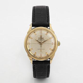 "Omega, Constellation, ""Pie-Pan"", wristwatch, 35 mm."